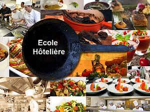 l'Ecole hôtelière d'Avignon