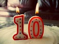 anniversaire : 10 ans déjà !